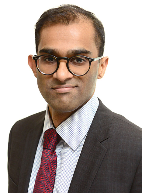 Adel Shetty, Senior Associate