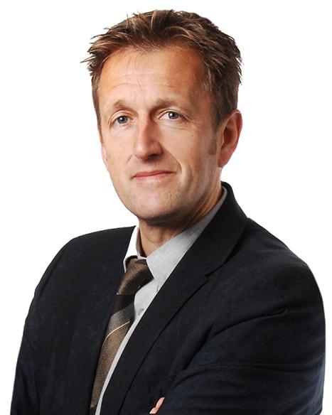 Adrian Hackett, Partner