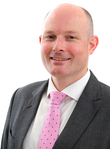 Andrew Maxwell, Partner & Head of Competition