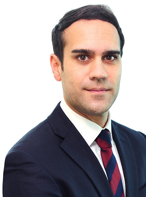 Andrew Rathi, Solicitor