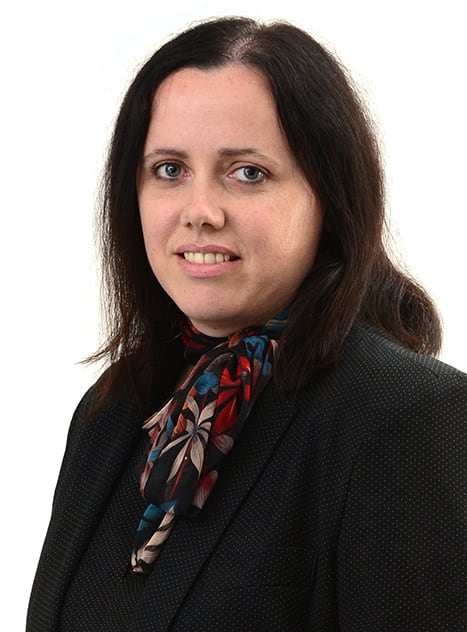 Bridget Smith, Senior Property Executive