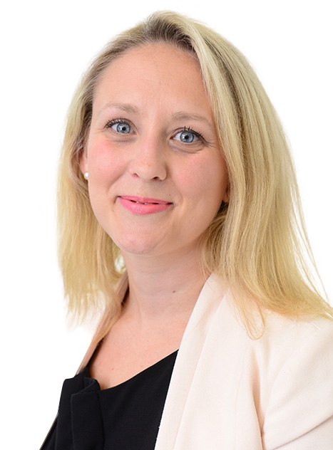 Claire Boyce, Senior Associate & Chartered Tax Advisor