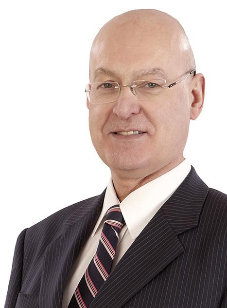 Colin Flanagan, Chairman