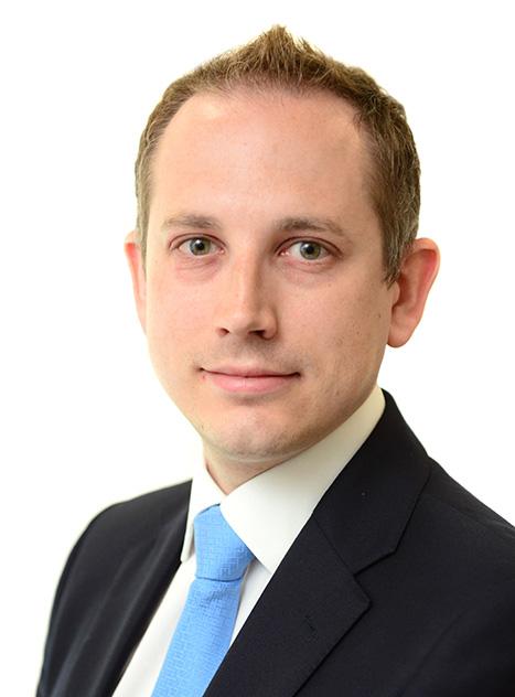 David Laurence, Senior Associate