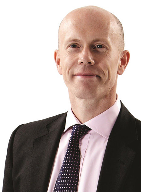 Darren Williamson, Partner & National Head of Real Estate