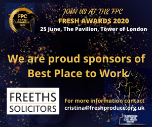 FPC Fresh Awards sponsored by Freeths
