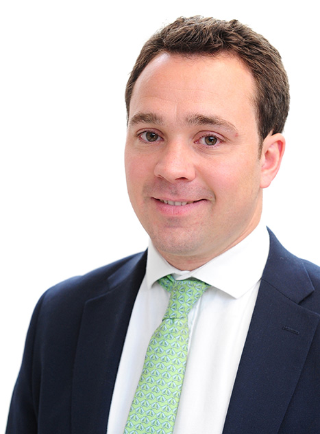 Francis Dalton, Senior Associate