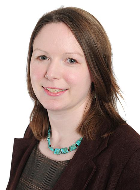 Gemma Nicholls-Webber, Senior Associate