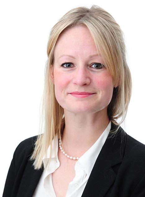 Imogen Randall, Senior Associate