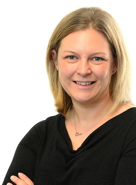 Julie Russell, Senior Associate