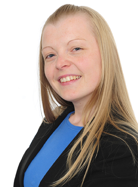 Laura Smith, Senior Property Executive
