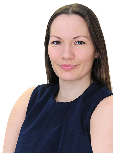 Lisa Wallis, Senior Associate