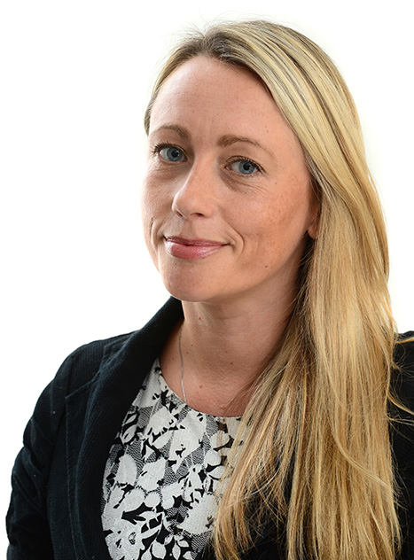Lucy Johnson, Professional Support Lawyer