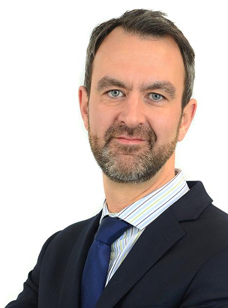 Mark Gudgeon, Senior Associate