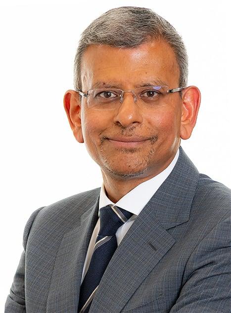 Mukesh Patel, Managing Partner - Leicester