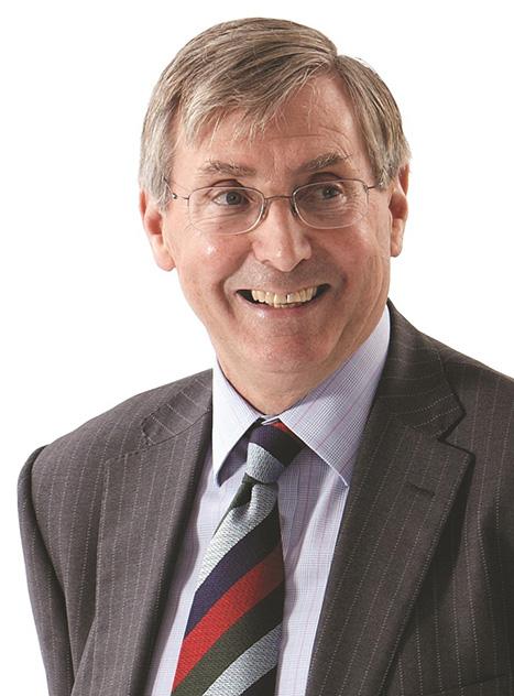 Nigel Cullen, Partner