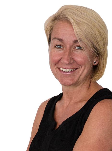 Patricia Grout, Senior Associate