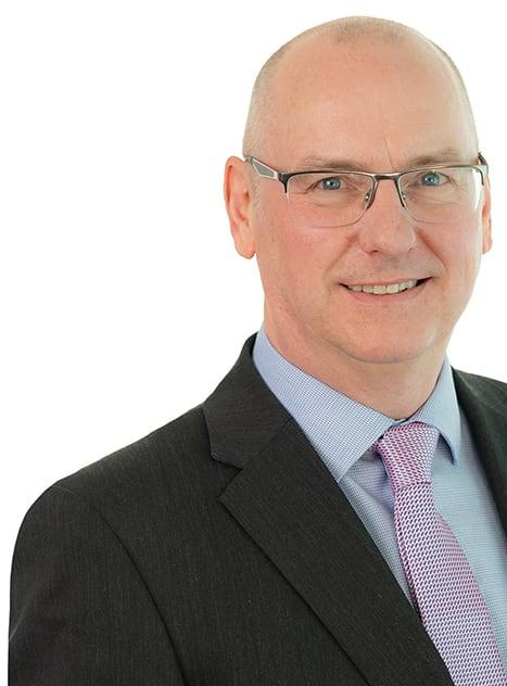 Peter Gavin, MAnaging Partner - Stoke
