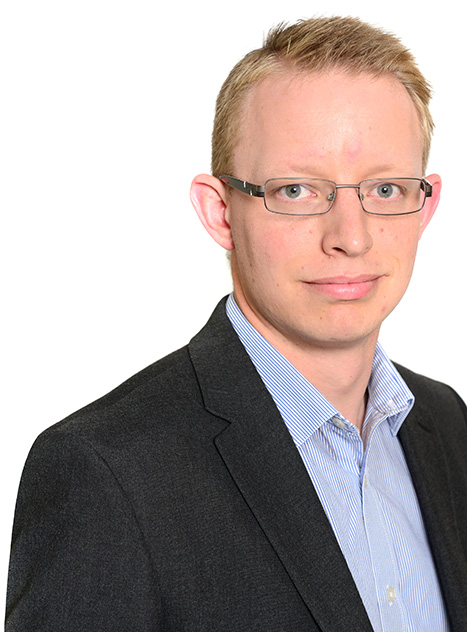 Richard Ferguson, Senior Associate