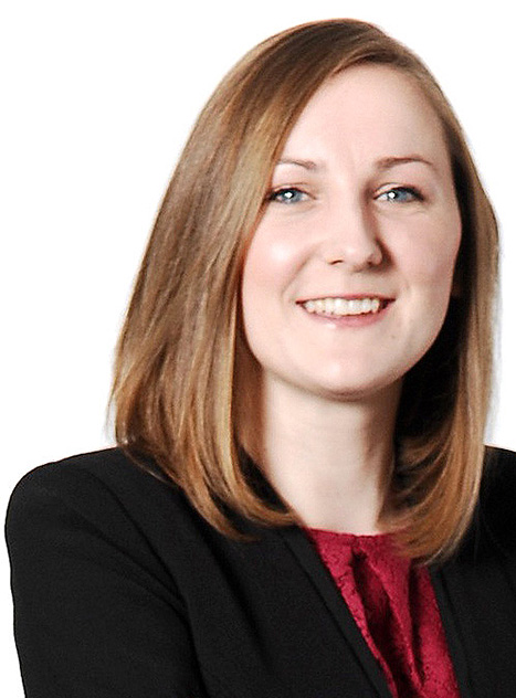 Sarah Beardmore, Senior Associate
