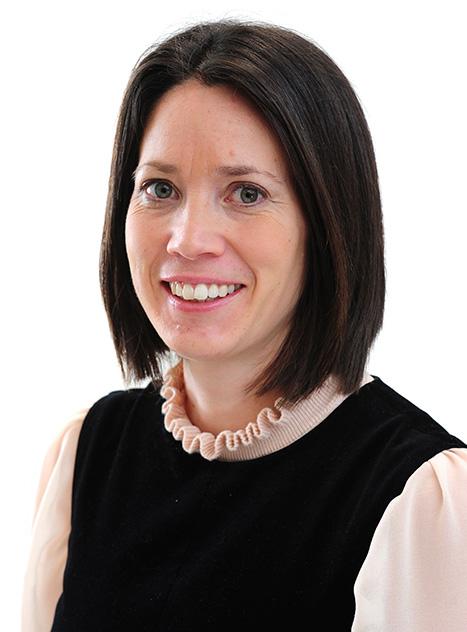 Sarah Griggs, Partner