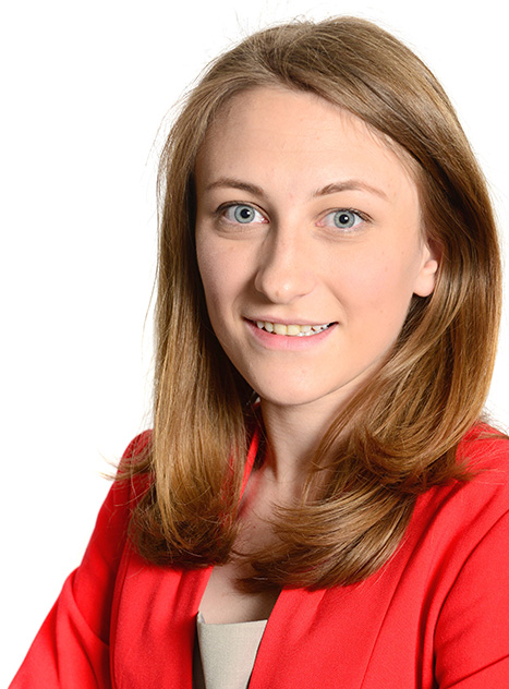 Stephanie Gozney, Solicitor