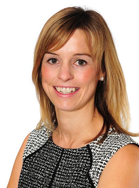 Vicky Pritchard, Senior Associate