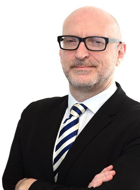 Phillip McGough, Clinical Negligence Executive