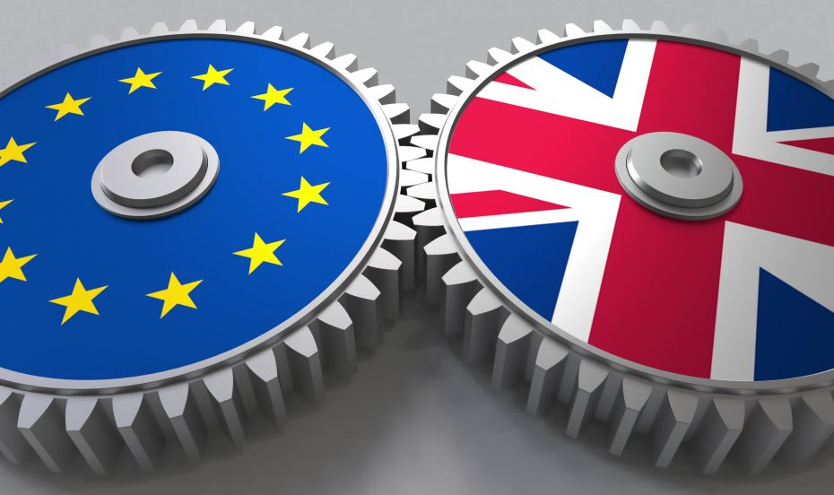 EU and UK cogs