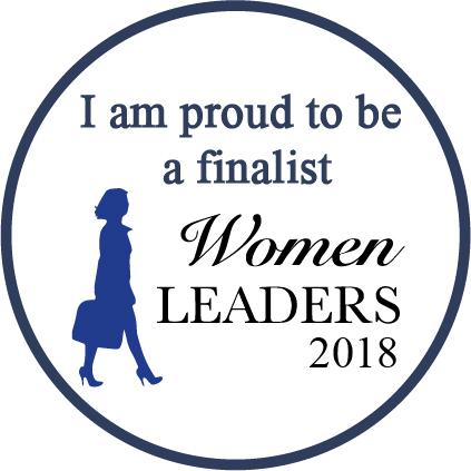 Women leaders 2018 logo