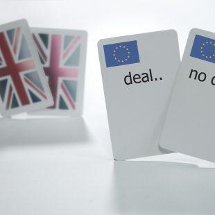 brexit, deal or no deal, cards, referendum