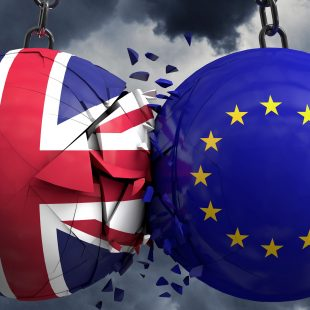 Brexit clashing