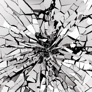 Broken Mirror - Imposter Syndrome