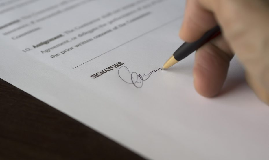 Lasting Power of Attorney Contract