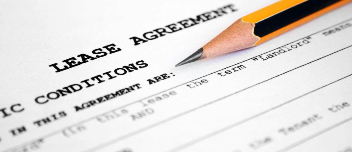 registering leases